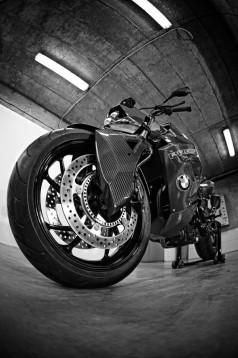 Българският къстъм - Vilner Custom Bike Predator 14