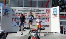 Георги Гочев с дебют в големия клас с мотор КТМ 450 04