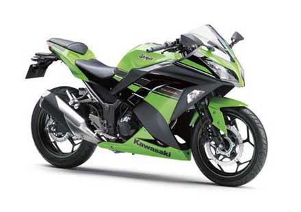 Kawasaki стяга нова Ninja 250R за 2013 г.