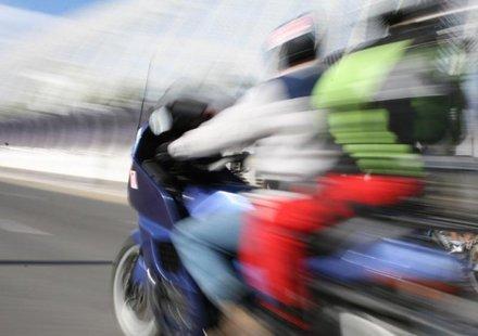 Флирт със смъртта на две колела