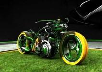 Концептуален дизайн на мотоциклети