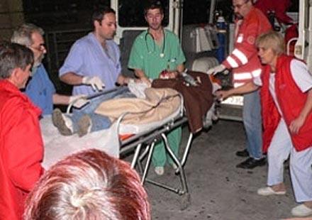 79- годишен дядо падна с мотор, в болница е с опасност за живота