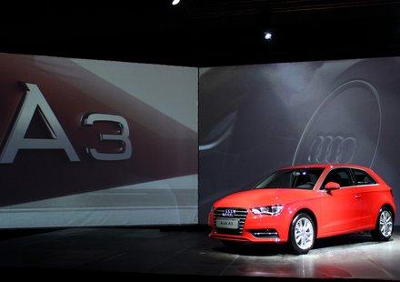 Третото поколение Audi A3 с официална премиера в България