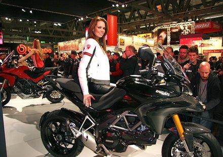 EICMA 2012: Ducati показа Hyperstrada и други новости