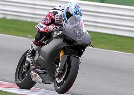 Официално видео на супербайкът Ducati 1199 Panigale RS13