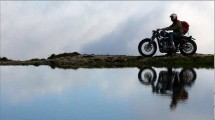Harley-Davidson Stellalpina по италианските върхове (ВИДЕО) 03