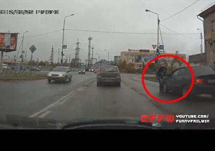 Топ 10 на шофьори в Русия с НЕВЕРОЯТЕН късмет!