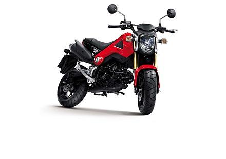 Показаха новият Monkey – Honda MSX125