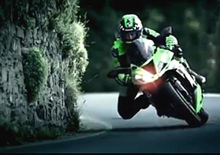 Kawasaki с номинации за най-добра реклама