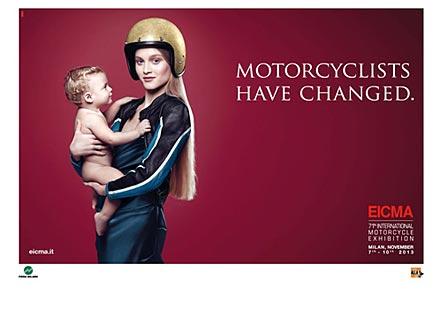 EICMA 2013 – Мотоциклетистите са се променили