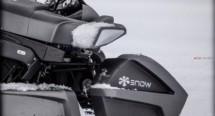 Triazuma Snow - версия снегоход на Wazuma ATV 06