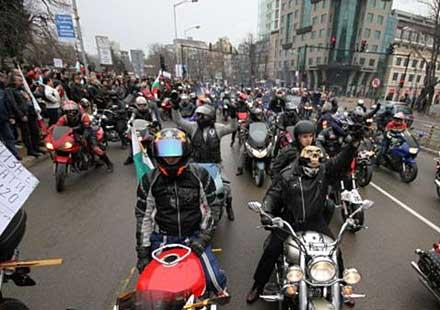 Акция за превенция на опасното шофиране на мотоциклети