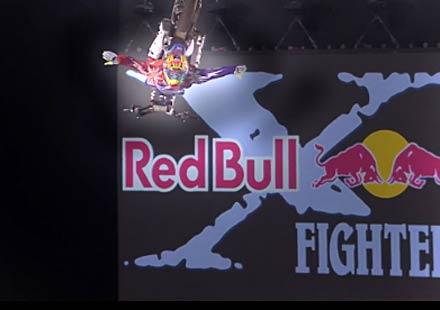Откачалки от Red Bull X-Fighters