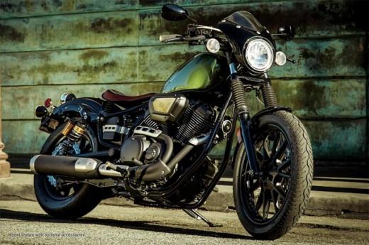 Представяме моторът Yamaha Bolt 02