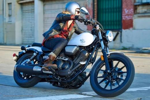 Представяме моторът Yamaha Bolt 07