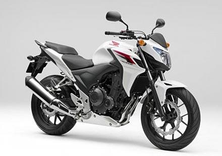 4 нови мотоциклета от Honda