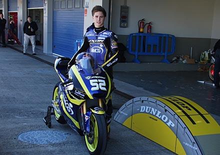 Dunlop Motorsport тестват проследяващи чипове