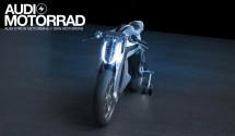 AUDI с концепт за мотоциклет 02