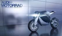 AUDI с концепт за мотоциклет 05