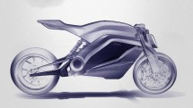 AUDI с концепт за мотоциклет 06
