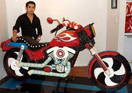 Cristiam Ramos – мотор от бонбони