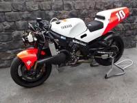 Първият състезателен мотоциклет на Кени Робъртс-младши обявен за продан 01