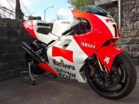 Първият състезателен мотоциклет на Кени Робъртс-младши обявен за продан 08