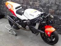Първият състезателен мотоциклет на Кени Робъртс-младши обявен за продан 21