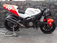 Първият състезателен мотоциклет на Кени Робъртс-младши обявен за продан 23