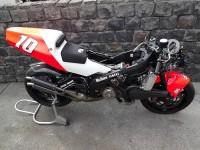 Първият състезателен мотоциклет на Кени Робъртс-младши обявен за продан 25