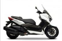 Yamaha представиха новия 400-кубиков X-MAX 02