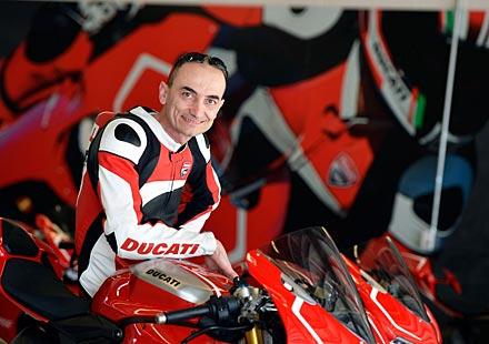 Клаудио Доменикали е новият изпълнителен директор на Ducati