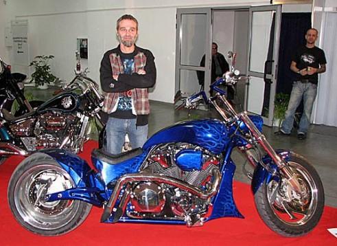 Hand made моторите- скъпи, но гъзарски 05