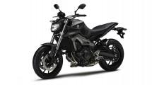 Новата Yamaha MT-09 излиза догодина 01