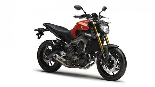 Новата Yamaha MT-09 излиза догодина 21