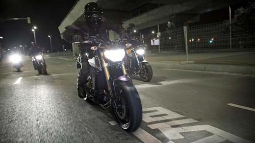 Новата Yamaha MT-09 излиза догодина 23