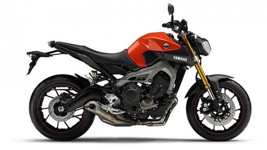 Новата Yamaha MT-09 излиза догодина 28