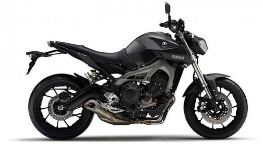 Новата Yamaha MT-09 излиза догодина 34