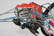 Мотоциклет, задвижван от винтоверти 01