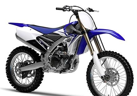 Кросарките на Yamaha с радикални промени