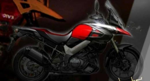 Suzuki готви V-Strom 1000 за конвейер 01