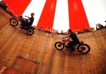 Над 40 000 се събраха на BMW Motorrad Days в Германия