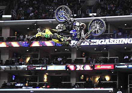 Райдърите на Monster Energy разграбиха медалите в X Games Moto X Freestyle на X Games Los Angeles