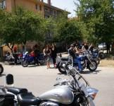 Над 400 мотористи и приятели изпратиха Марин 05