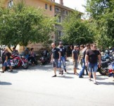 Над 400 мотористи и приятели изпратиха Марин 06