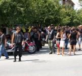 Над 400 мотористи и приятели изпратиха Марин 07
