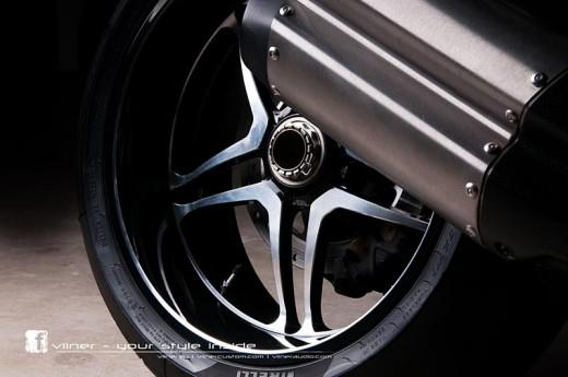 Дяволът на Ducati с тунинг от Vilner 22