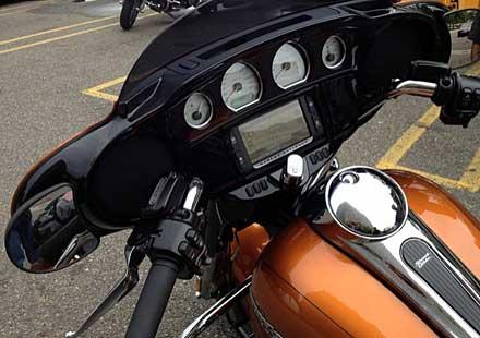 Harley навлиза в ерата на новите технологии