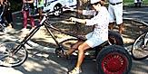 """Бургазлия майстори уникални велосипеди """"Чопър"""" от стари чаркове 08"""