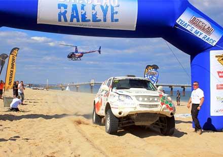 """Успех за България в """"Кралския клас"""" на Balkan Breslau Rallye"""